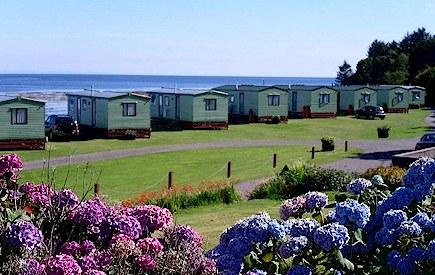 Innovative Static Caravan Holiday Parks Scotland  Fife  St Andrews  Dundee